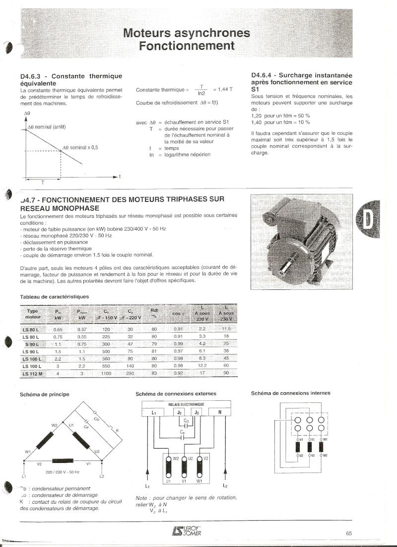 Motorisation d'un table avec du 230V Mono  - Page 2 Moteur10