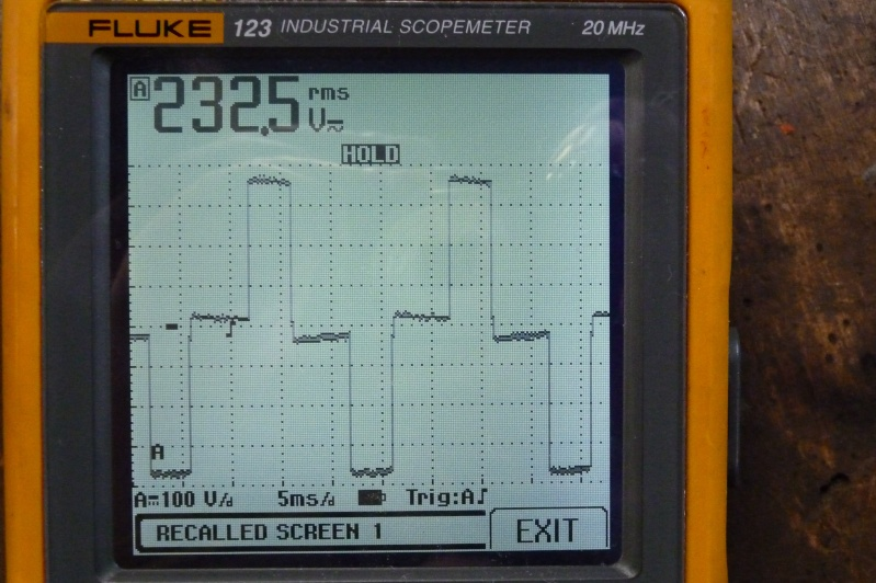 calcul d'intensité d'un congelateur.  Ondule10