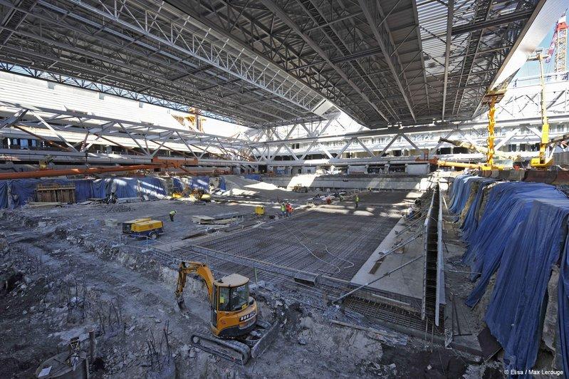 Topic grand stade Gs610