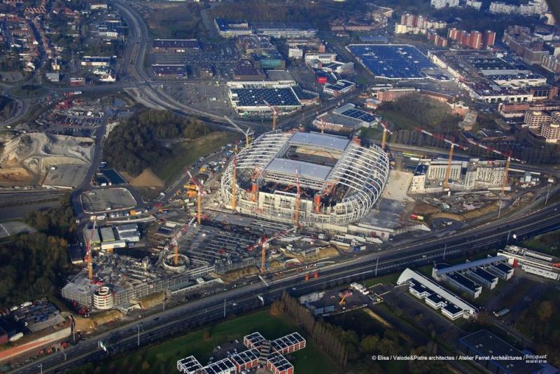 Topic grand stade Vue_ge10