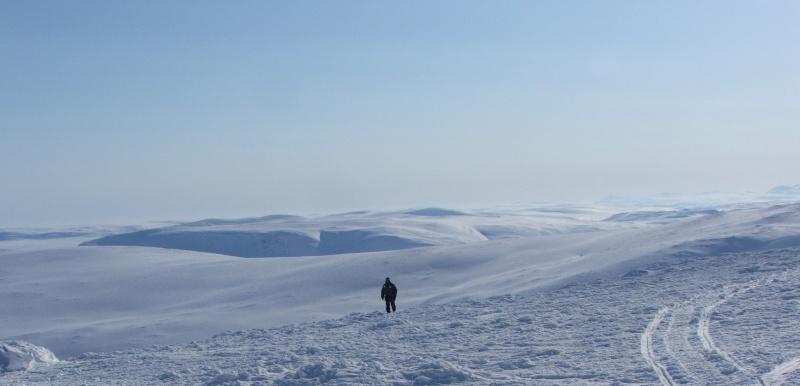 Quelques photos Laponie Finlandaise 2004_010