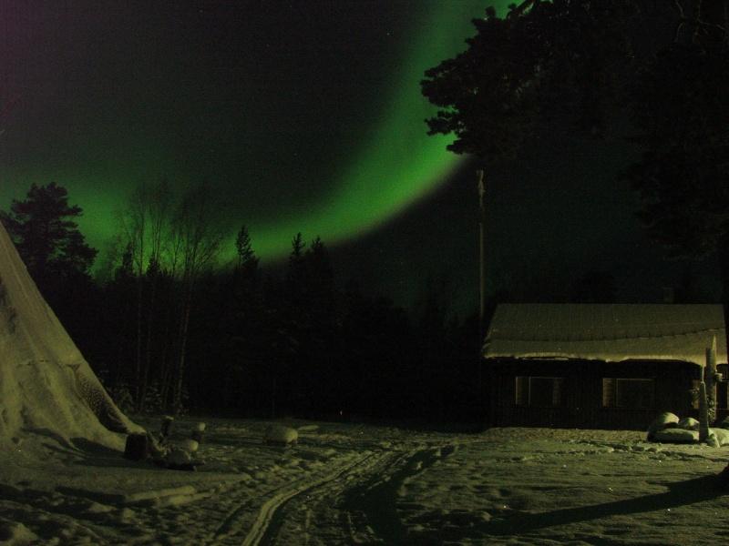 Quelques photos Laponie Finlandaise Photos11
