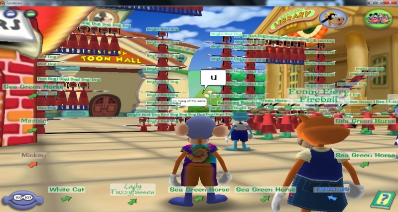 Toontown is being destroyed Omg10