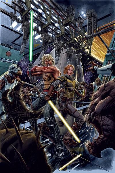 [Comics] Star Wars Legacy 24093_10