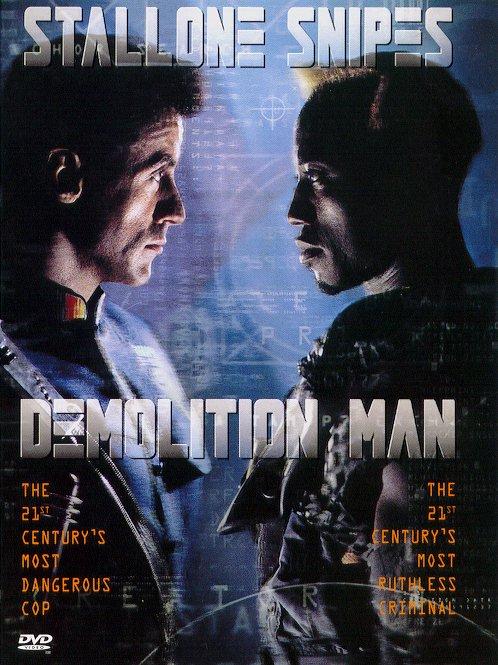 Demolition Man Dm-01210