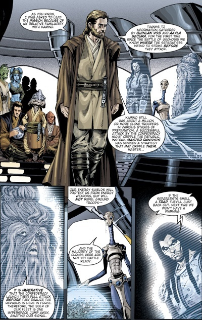 [Comics] Clone Wars Extrai10