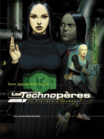 Les Technopères Techno10