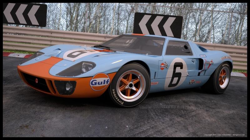 le sport auto  et l'art - Page 20 1969_f10