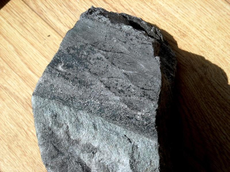 Grès (Sandstone) Schistes( Shale) types de conservation Dscn5311