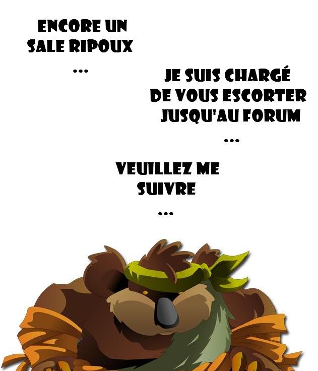 Forum Officiel : Les Poux Ripoux Rient - Portail Accuei10
