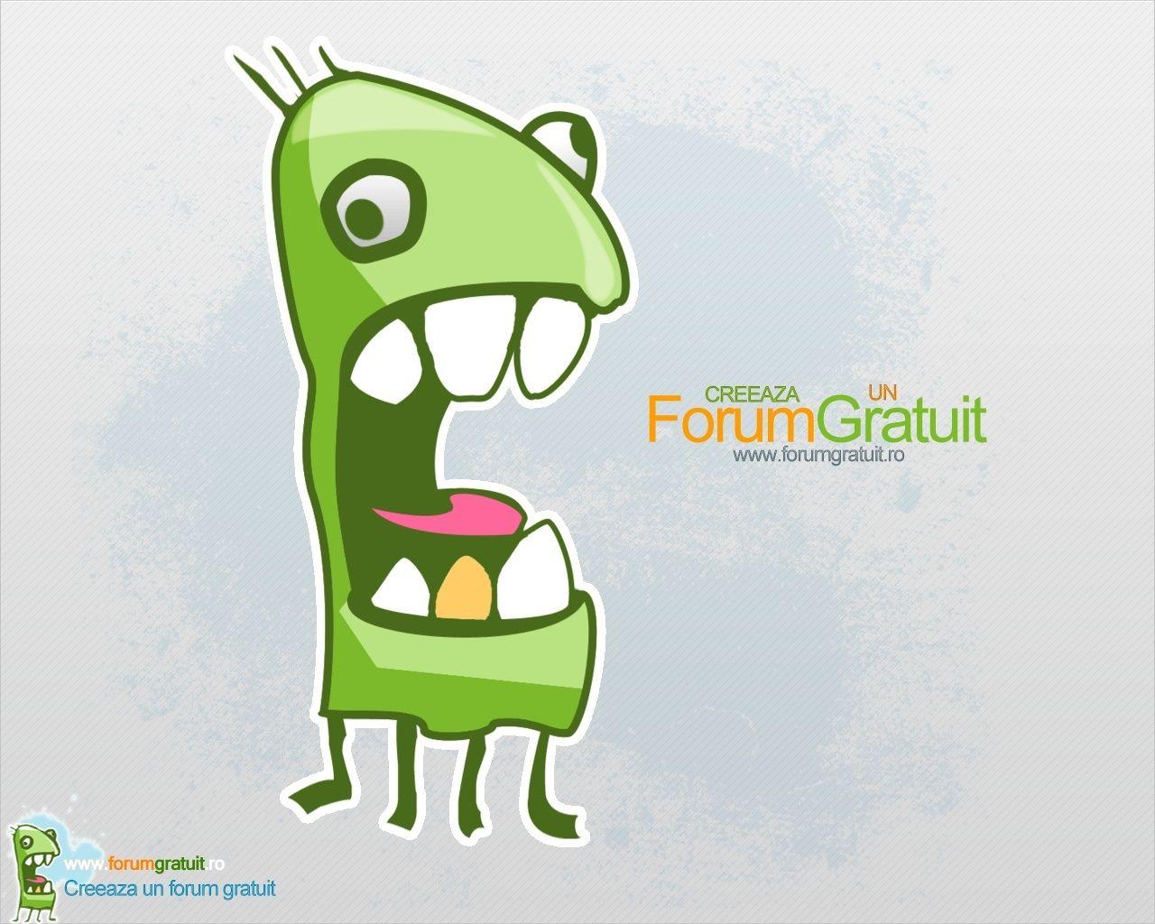 CONCURS NOU: Creeaza wallpapere ForumGratuit! 110