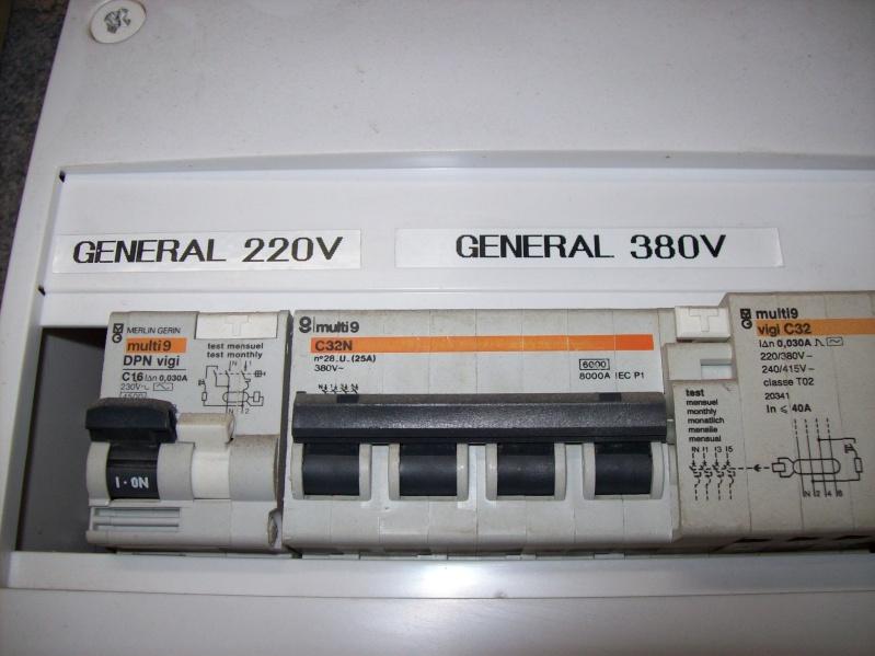 Cablage variateur VAT 20 100_0415