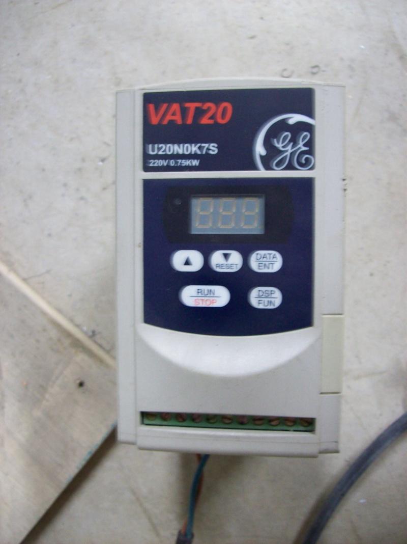 Cablage variateur VAT 20 100_0418