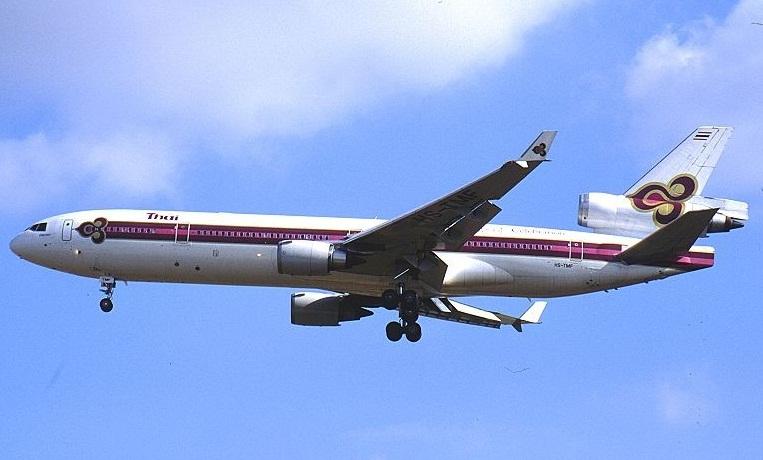 MD-11 in FRA 00995710