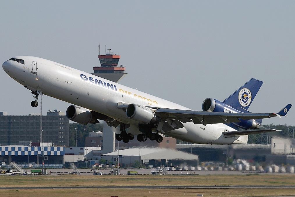 MD-11 in FRA 08709410