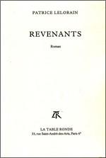 [Lelorain, Patrice] Revenants Revena10