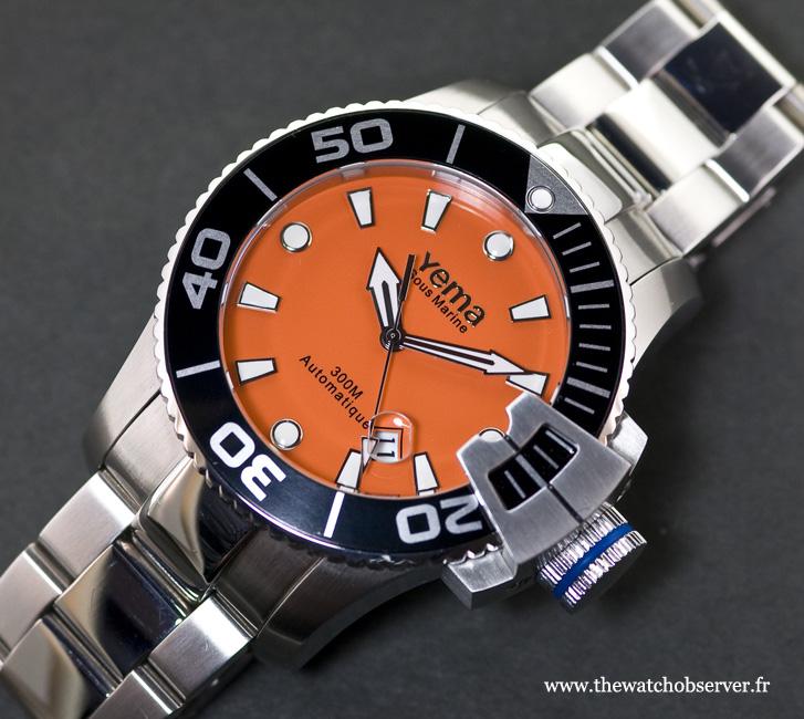 Yema sous-marine 300 Orange -yema-11