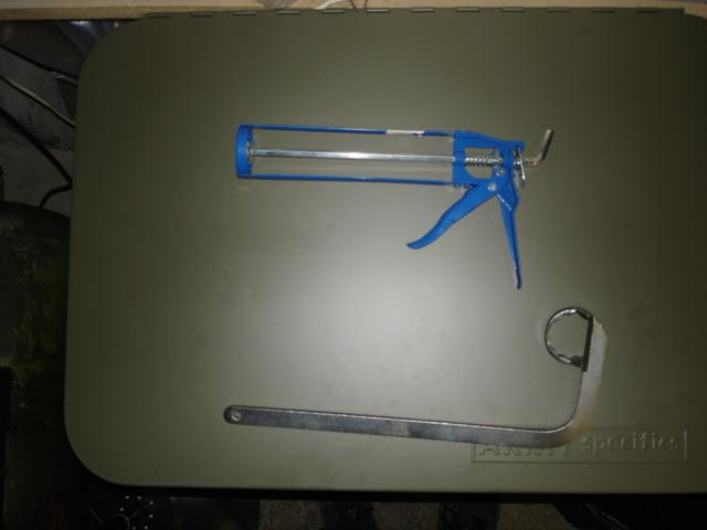 Vidange haldex (Gen1) Golf 4 R32 Pistol10