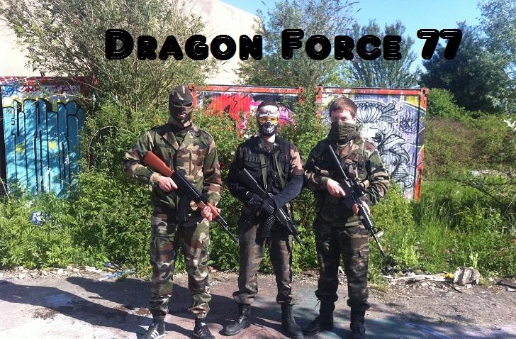 Team Dragon Force 77