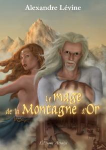 mage - LE MAGE DE LA MONTAGNE D'OR d'Alexandre Lénine 1couv_10