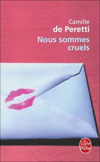 NOUS SOMMES CRUELS de Camille de Peretti 97822512