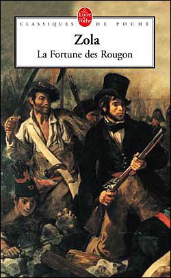 LA FORTUNE DES ROUGON d'Emile Zola 97822515