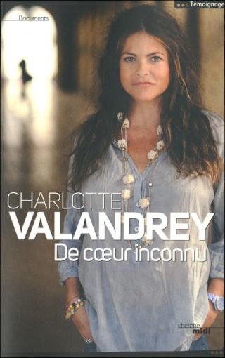 DE COEUR INCONNU de Charlotte Valandrey 97827421