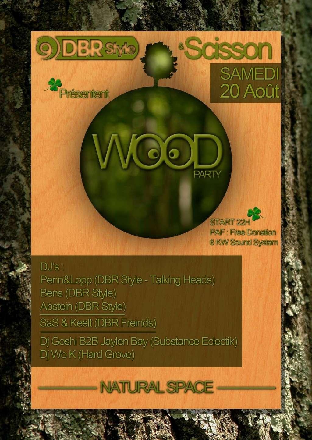 [TECHNO] DJ Wo K - WoOd Party (20-08-11)   28585210