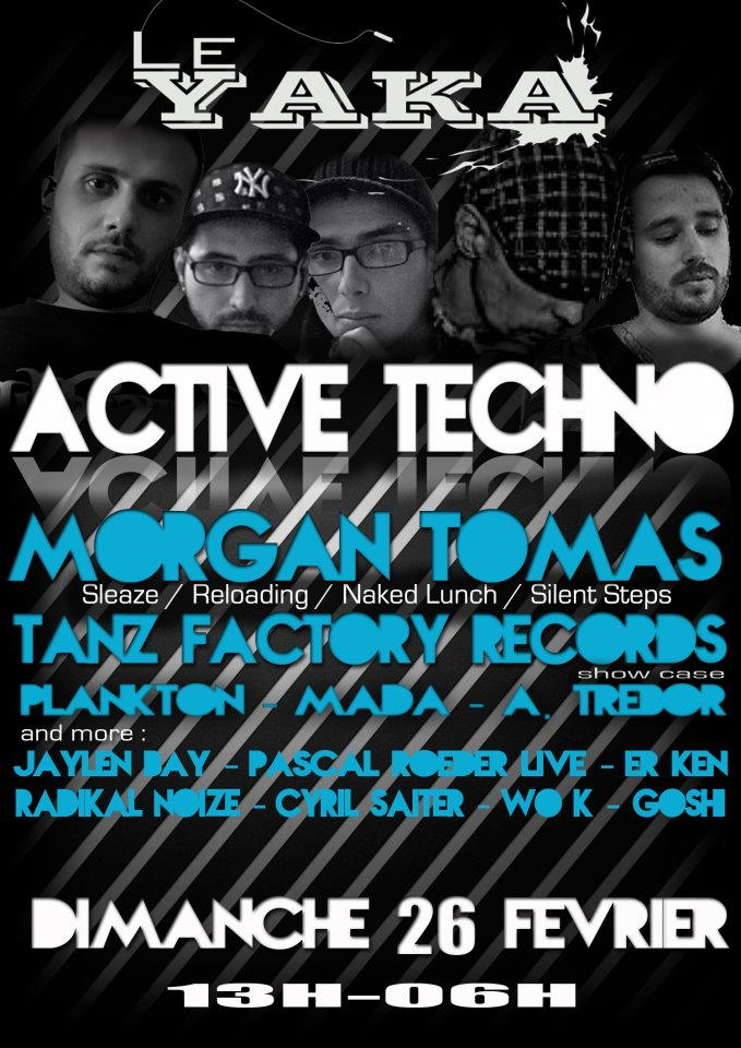 [TECHNO] DJ WO K - Active Techno 26/02/12 Montpellier (2012) 39477010