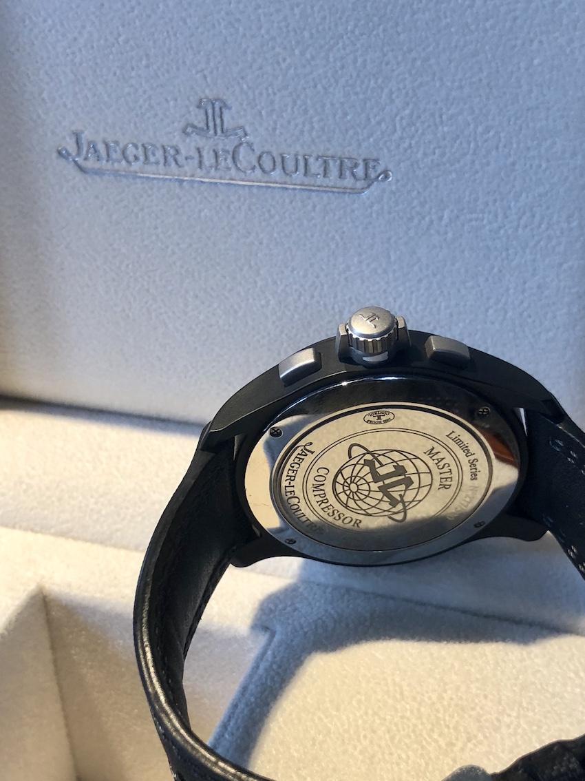 Jaeger - [Vends] Jaeger Lecoultre - Master Compressor Chrono Ceramic Img_9733