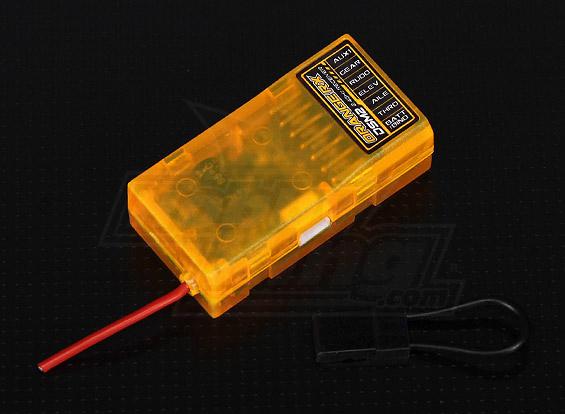 RADIO Spektrum DX7 Orng6211