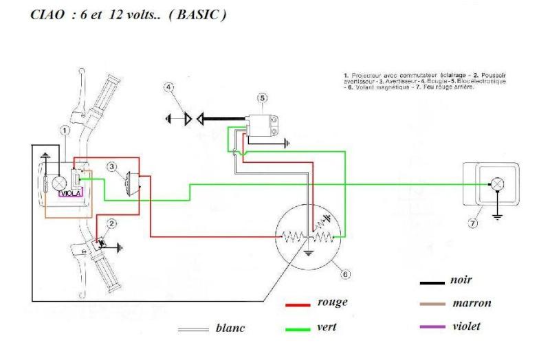 Branchement allumage electro Alluma14
