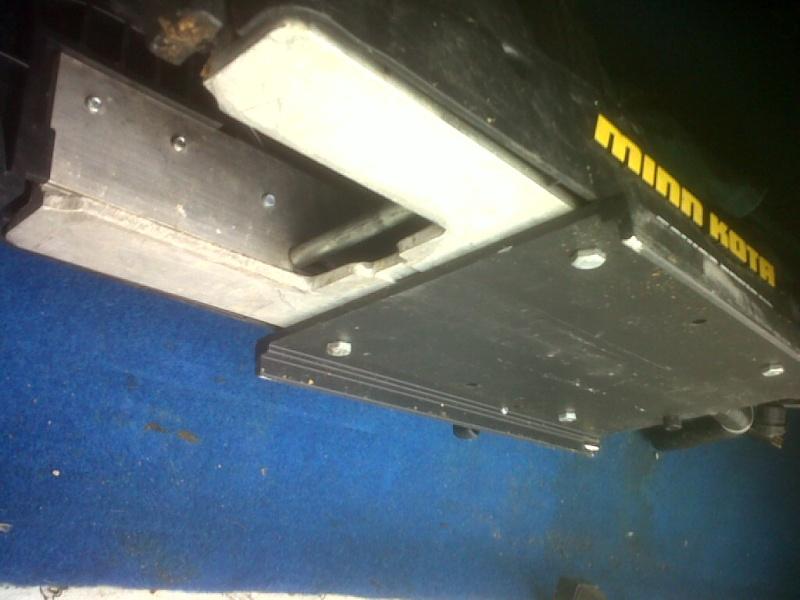 bricolage support powerdrive ou terova Plaq10