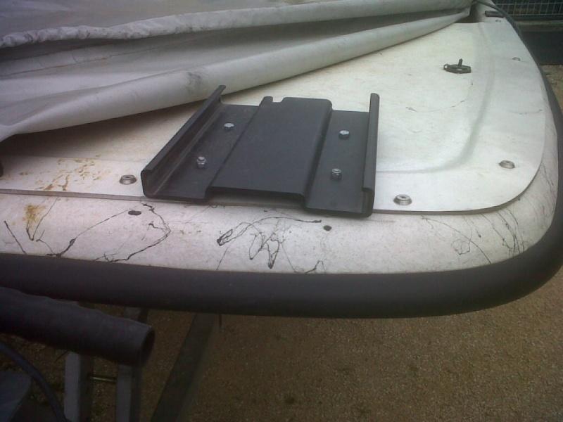 bricolage support powerdrive ou terova Plaque10