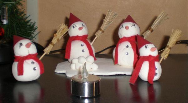 Bonshommes de neige Bonsho11