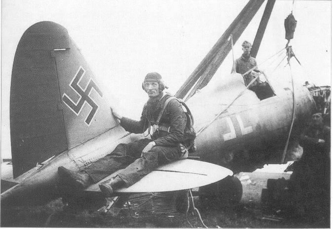 MC 202 German Luftwaffe Macchi35