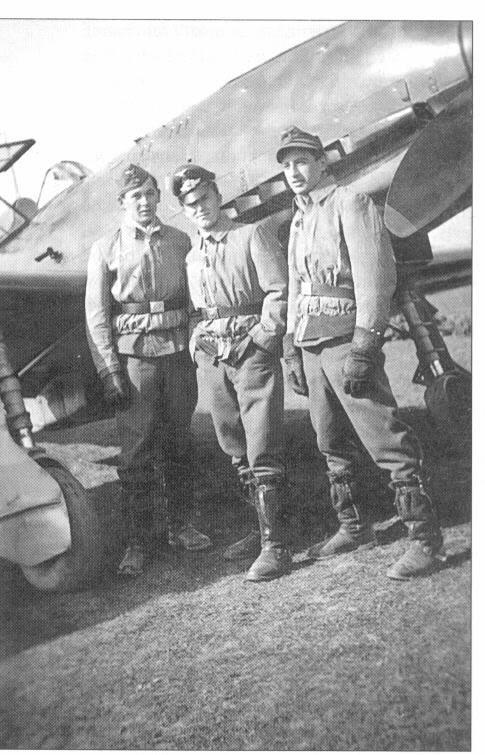 MC 202 German Luftwaffe Mc202s39