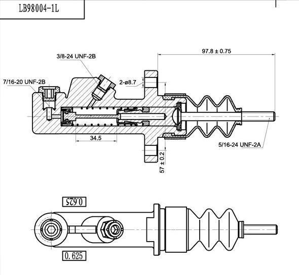 Frein a main Hydraulique - Page 2 Mk10
