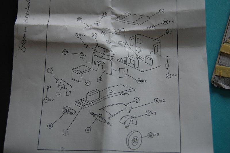 Scammel pioneer 6x4 recovery vehicle en AFN - Wespe 1/72 Dsc_0060