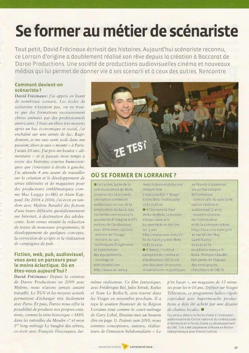 """[Film] """"Le Sanglot des Arbres"""" avec François Descraques (2011) - Page 2 Exclu_11"""