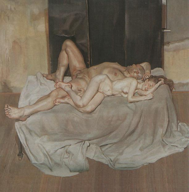 E' morto Lucian Freud Gli_sp10