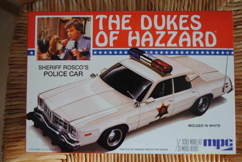 voiture de police  du sherif  rosco Dsc_0177