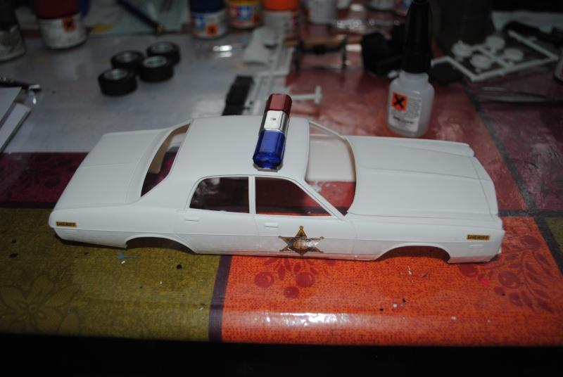 voiture de police  du sherif  rosco Dsc_0179