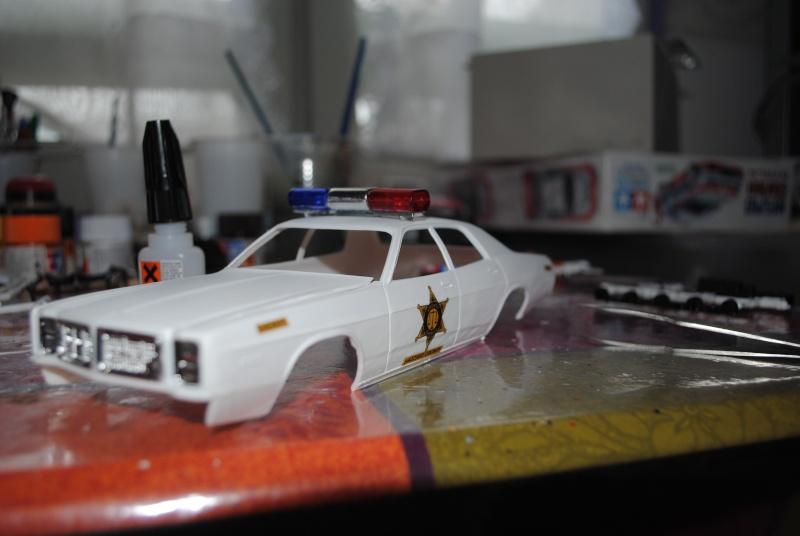 voiture de police  du sherif  rosco Dsc_0181