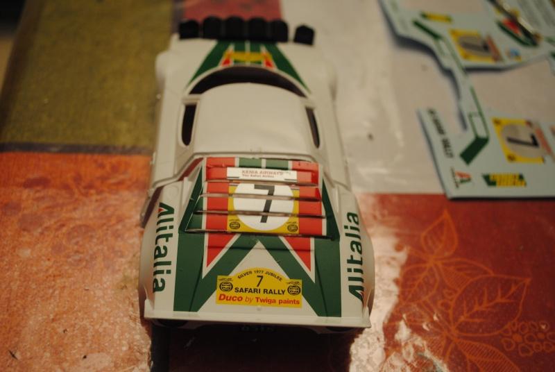 lancia stratos  safari rally  de chez italeri Dsc_0630