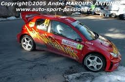 peugeot 206 rally monte carlo  Images23