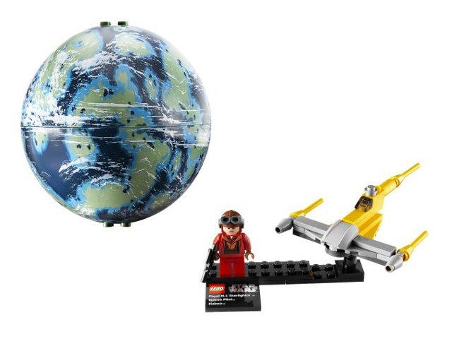 Lego - 9674 9675 9676 - Serie 1 9674-111