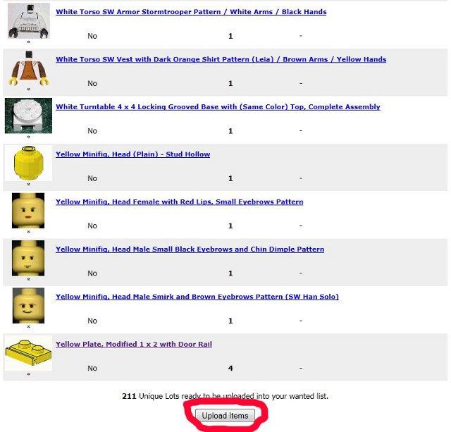 TUTO-Reconstituer un set à partir de BrickLink  Bl510