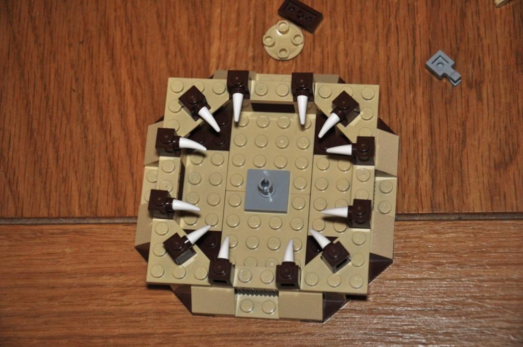 Lego - 6210 - Barge de Jabba Dsc_0101