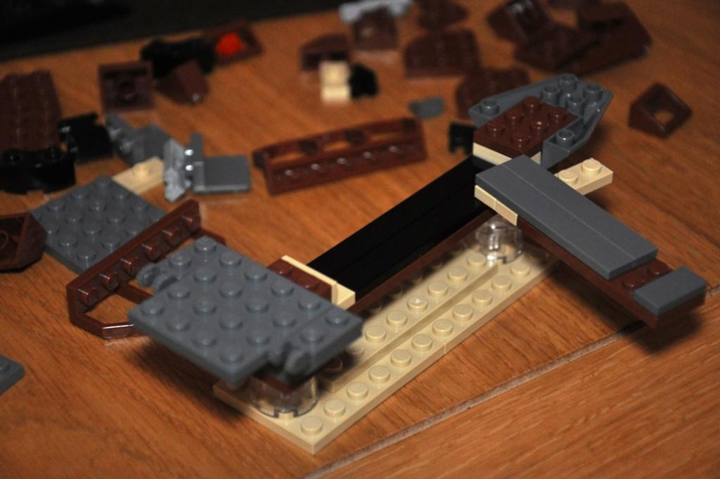 Lego - 6210 - Barge de Jabba Dsc_0104
